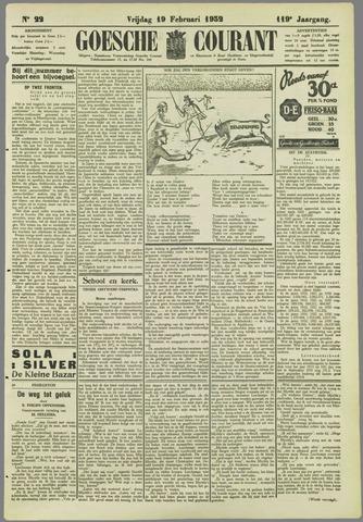 Goessche Courant 1932-02-19