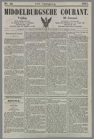 Middelburgsche Courant 1877-01-26