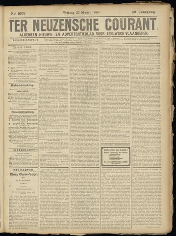 Ter Neuzensche Courant. Algemeen Nieuws- en Advertentieblad voor Zeeuwsch-Vlaanderen / Neuzensche Courant ... (idem) / (Algemeen) nieuws en advertentieblad voor Zeeuwsch-Vlaanderen 1929-03-22