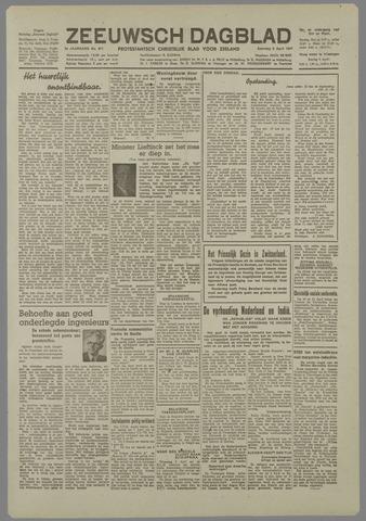 Zeeuwsch Dagblad 1947-04-05