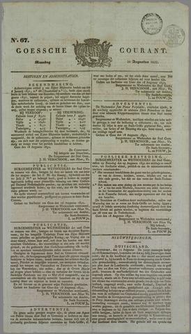 Goessche Courant 1832-08-20