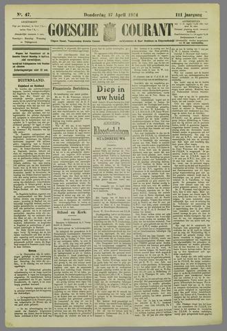 Goessche Courant 1924-04-17