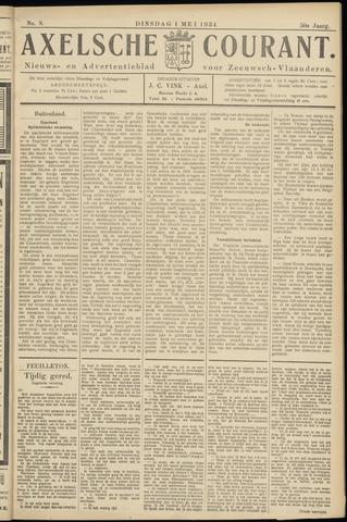 Axelsche Courant 1934-05-01