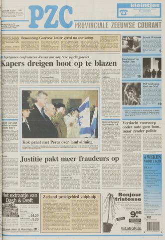 Provinciale Zeeuwse Courant 1996-01-17