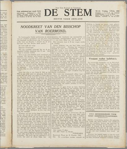 de Stem 1945-02-09