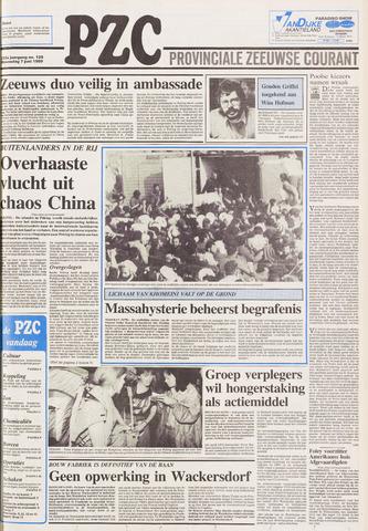Provinciale Zeeuwse Courant 1989-06-07
