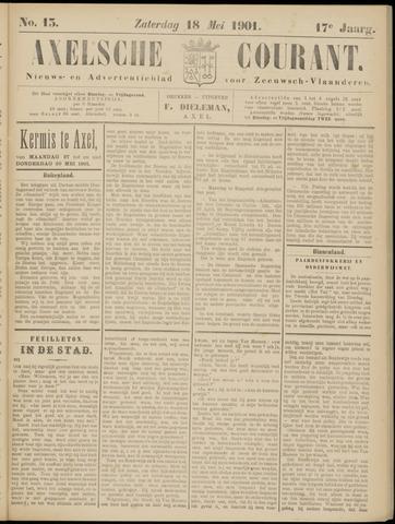 Axelsche Courant 1901-05-18