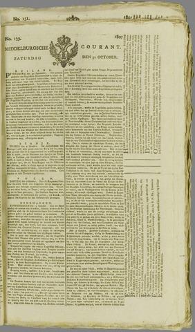 Middelburgsche Courant 1807-10-31