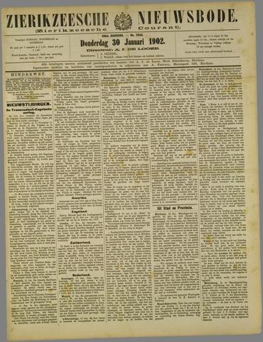Zierikzeesche Nieuwsbode 1902-01-30