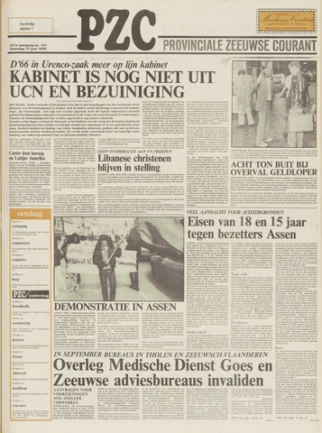 Provinciale Zeeuwse Courant 1978-06-17