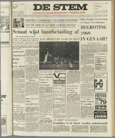 de Stem 1968-11-14