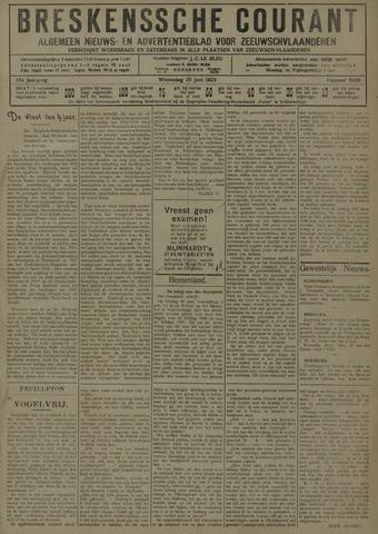 Breskensche Courant 1929-06-26
