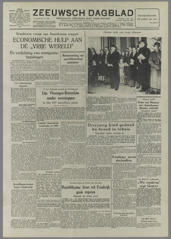 Zeeuwsch Dagblad 1956-01-06