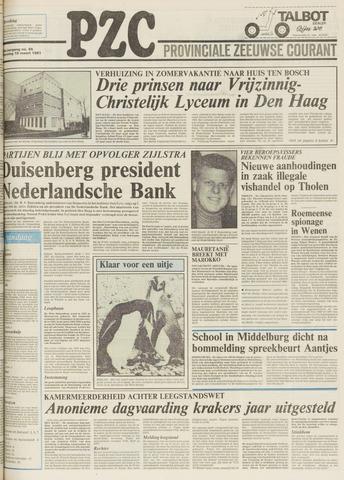 Provinciale Zeeuwse Courant 1981-03-18