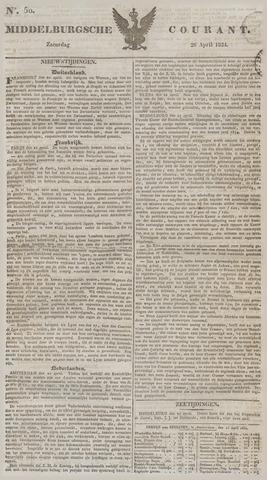 Middelburgsche Courant 1834-04-26