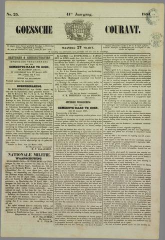Goessche Courant 1854-03-27