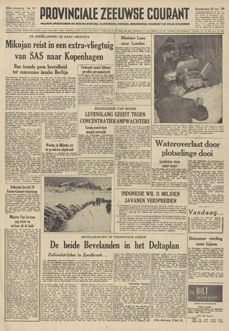 Provinciale Zeeuwse Courant 1959-01-22