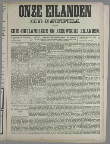 Onze Eilanden 1908-08-01