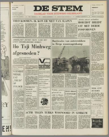 de Stem 1971-02-16