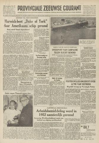 Provinciale Zeeuwse Courant 1953-05-07