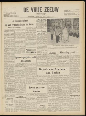 de Vrije Zeeuw 1952-07-18