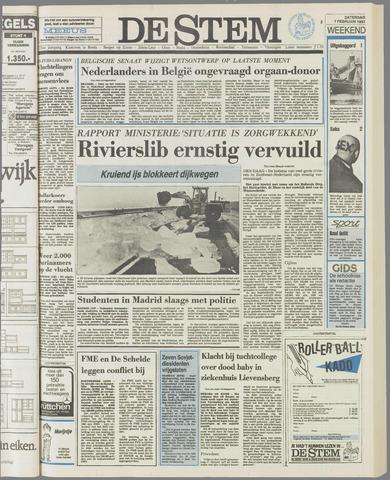 de Stem 1987-02-07
