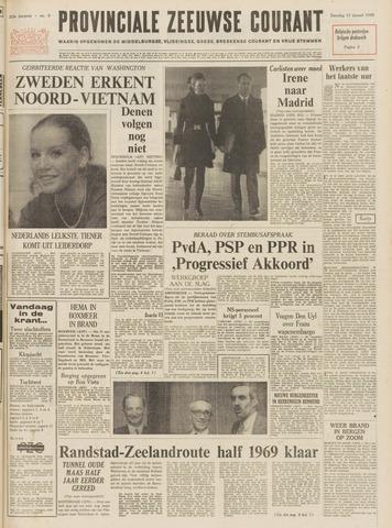 Provinciale Zeeuwse Courant 1969-01-11