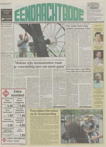 Eendrachtbode (1945-heden)/Mededeelingenblad voor het eiland Tholen (1944/45) 2003-06-05