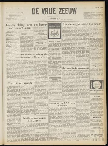 de Vrije Zeeuw 1957-11-05