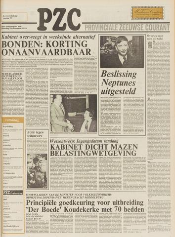Provinciale Zeeuwse Courant 1978-11-25