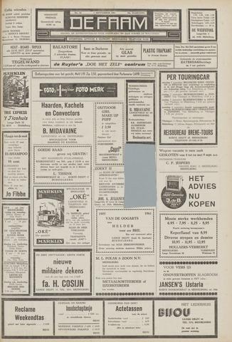 de Faam en de Faam/de Vlissinger 1961-09-01