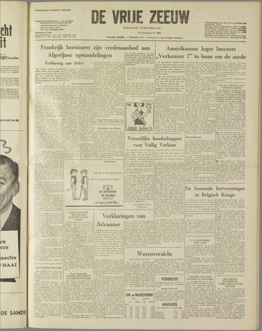 de Vrije Zeeuw 1959-10-14