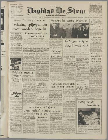 de Stem 1959-11-20