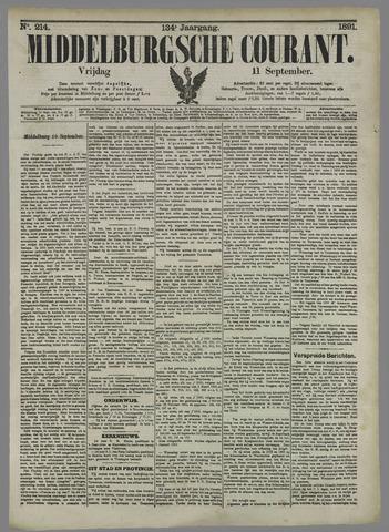 Middelburgsche Courant 1891-09-11