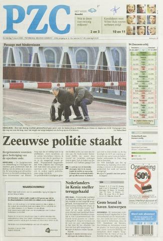 Provinciale Zeeuwse Courant 2008-01-03