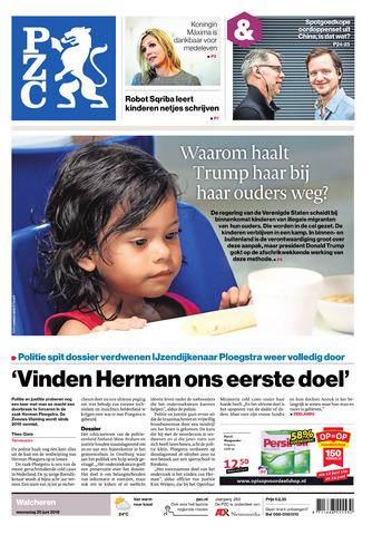Provinciale Zeeuwse Courant 2018-06-20