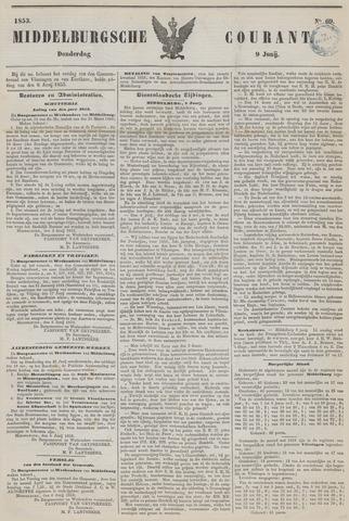 Middelburgsche Courant 1853-06-09
