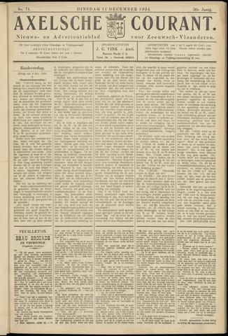 Axelsche Courant 1934-12-11