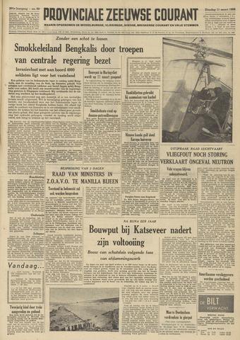 Provinciale Zeeuwse Courant 1958-03-11