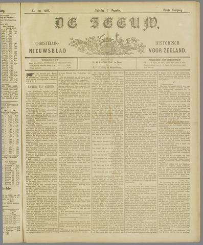 De Zeeuw. Christelijk-historisch nieuwsblad voor Zeeland 1895-12-07