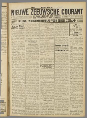 Nieuwe Zeeuwsche Courant 1933-01-14