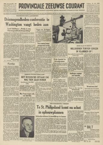 Provinciale Zeeuwse Courant 1953-07-10
