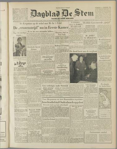 de Stem 1954-02-17