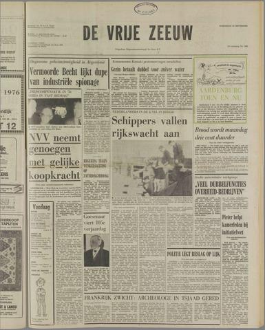 de Vrije Zeeuw 1975-09-24
