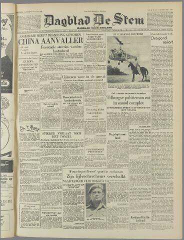 de Stem 1951-02-02