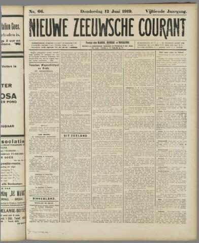 Nieuwe Zeeuwsche Courant 1919-06-12