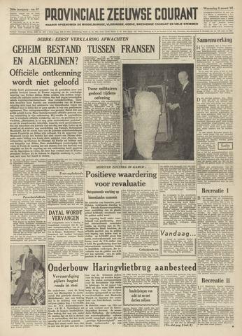 Provinciale Zeeuwse Courant 1961-03-08