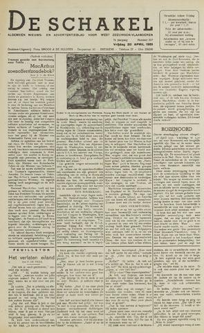 De Schakel 1951-04-20