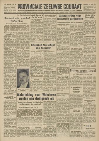 Provinciale Zeeuwse Courant 1948-06-22