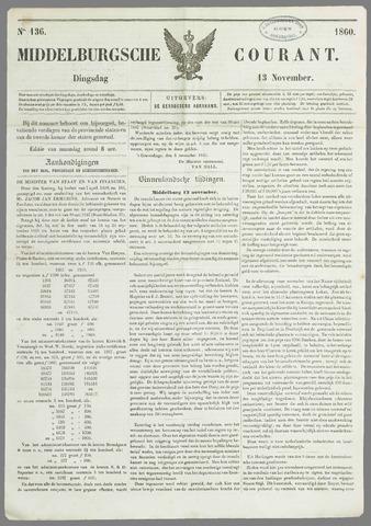 Middelburgsche Courant 1860-11-13